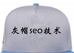 利用灰帽seo技术提升网站排名